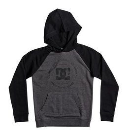 DC SHOES DC SHOES - REBUILT RAGLAN HOOD KID