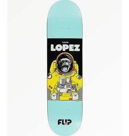 """FLIP FLIP - LOPEZ SPACE MONKEY 8.25"""" DECK"""