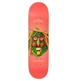"DEATHWISH DEATHWISH - WILLIAMS YOU ARE WHAT YOU EAT 8"" DECK"