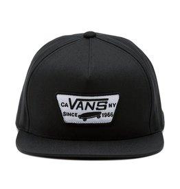VANS - FULL PATCH SNAPBACK BLACK KID