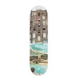 "SOUR SOUR - DANIEL SPANGS 5 STAR SLUM 8.25"" DECK"