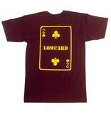 LOW CARD LOW CARD - 2 CARD TEE