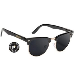 GLASSY GLASSY - MORRISON BLACK / GOLD POLARIZED