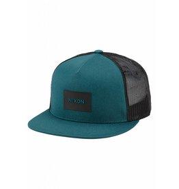 NIXON - TEAM TRUCKER CAP SPRUCE