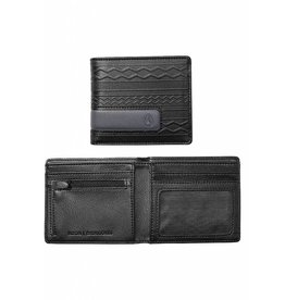 NIXON - SHOWDOWN BI-FOLD WALLET BLACK MULTI