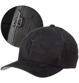 RDS - FLEXFIT OG PUFFY BLACK CAMO CAP