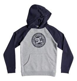 DC SHOES DC SHOES - CIRCLE STAR HOOD KID