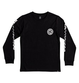 DC SHOES DC SHOES - CIRCLE STAR L/S KID