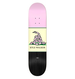 "REAL SKATEBOARDS REAL - KYLE OUTLAW 8.06"" DECK"