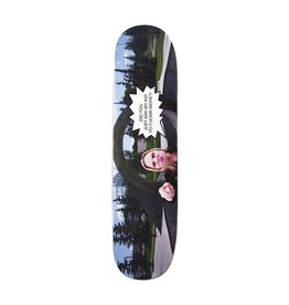 "ALLTIMERS ALLTIMERS - SKATE PARK MOM 8.1"" DECK"
