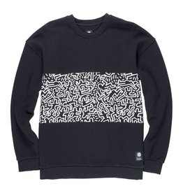 ELEMENT ELEMENT - KH PANEL CREW FLEECE