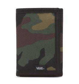 VANS VANS - SLIPPED WALLET CAMO