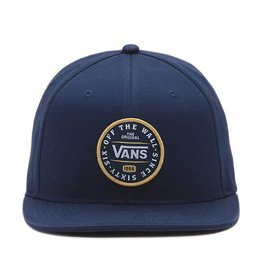 VANS VANS - THE ORIGINAL SNAPBACK DRESS BLUE