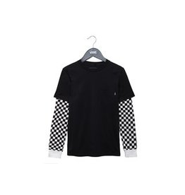 VANS VANS - CHECKER SLEEVE TW