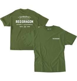 RED DRAGON RDS - QUALITY GOODS TEE