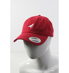 ROOKERY ROOKERY - DAD HAT CRANBERRY