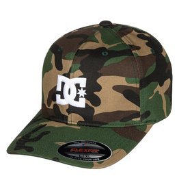 DC SHOES DC SHOES - CAP STAR 2 FLEXFIT CAP