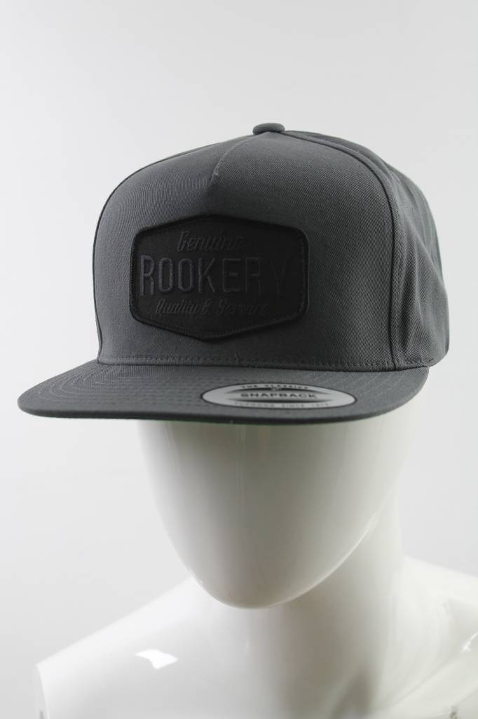 ROOKERY ROOKERY - FUEL PATCH SNAPBACK CAP