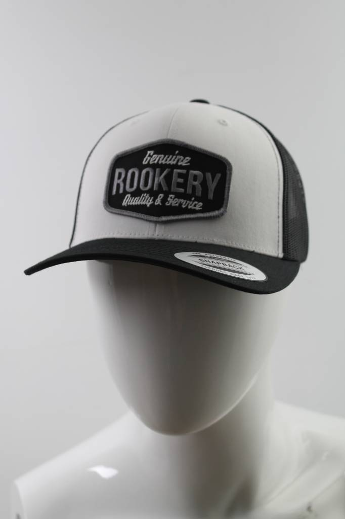 ROOKERY ROOKERY - FUEL PATCH RETRO TRUCKER CAP