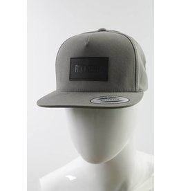ROOKERY ROOKERY - LEATHER PATCH SNAPBACK CAP