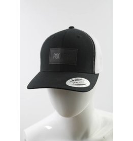 ROOKERY ROOKERY - LEATHER PATCH RETRO TRUCKER CAP