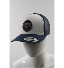 ROOKERY ROOKERY - CIRCLE PATCH RETRO TRUCKER CAP
