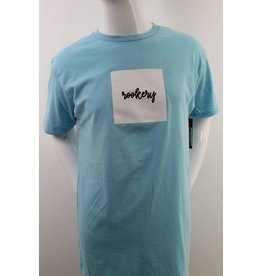 ROOKERY ROOKERY - WHITE SQUARE TEE