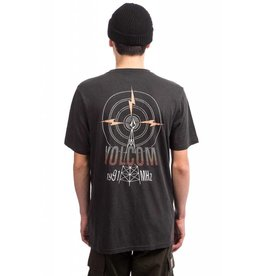 VOLCOM VOLCOM - REBEL RADIO POCKET TEE