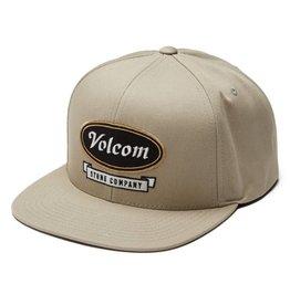 VOLCOM VOLCOM - CRESTICLE SNAPBACK CAP