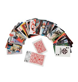 INDEPENDENT - HOLD EM PLAYING CARD