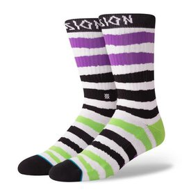 STANCE INSTANCE - LIZARD KING PASSION SOCK