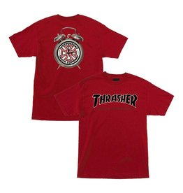 INDEPENDENT INDEPENDENT - THRASHER TIME TO GRIND TEE