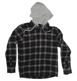 RDS - CABLE HOODED FLANNEL