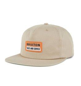 BRIXTON BRIXTON - PORTAGE MP SNAPBACK CAP