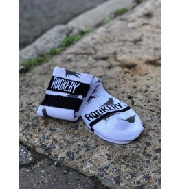 ROOKERY ROOKERY -  SOCKS ALL OVER WHITE