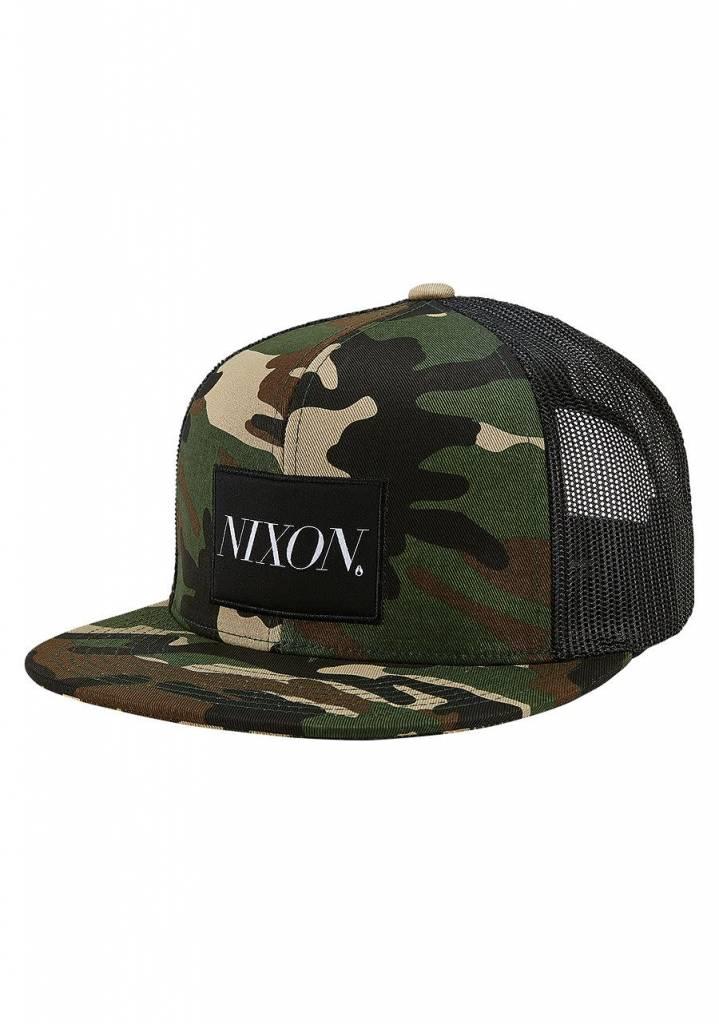 NIXON - KING TRUCKER HAT