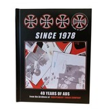 INDEPENDENT - BOOK 40 YEARS OF ADS
