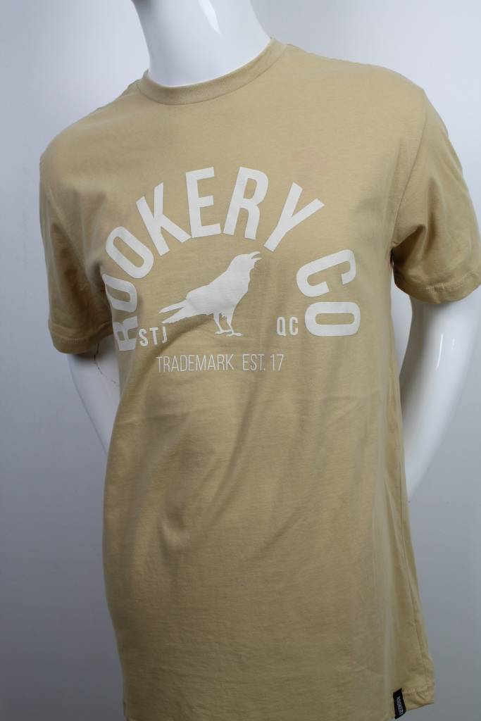 ROOKERY ROOKERY - COLLEGE TEE