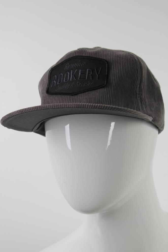 ROOKERY ROOKERY - FUEL CORD SNAPBACK CAP