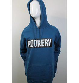 ROOKERY ROOKERY - BLOCK CHECKER HOOD