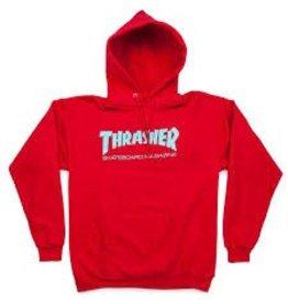 THRASHER THRASHER - SKATE MAG HOOD