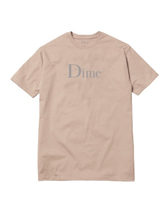 DIME DIME - CLASSIC LOGO TEE