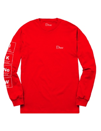 DIME DIME - KNOWING L/S TEE