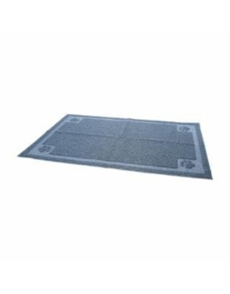 Litter Catch Mat Ice Blue Lg