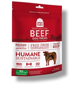 Open Farm Beef Treats