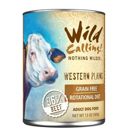 Wild Calling Western Plains Can