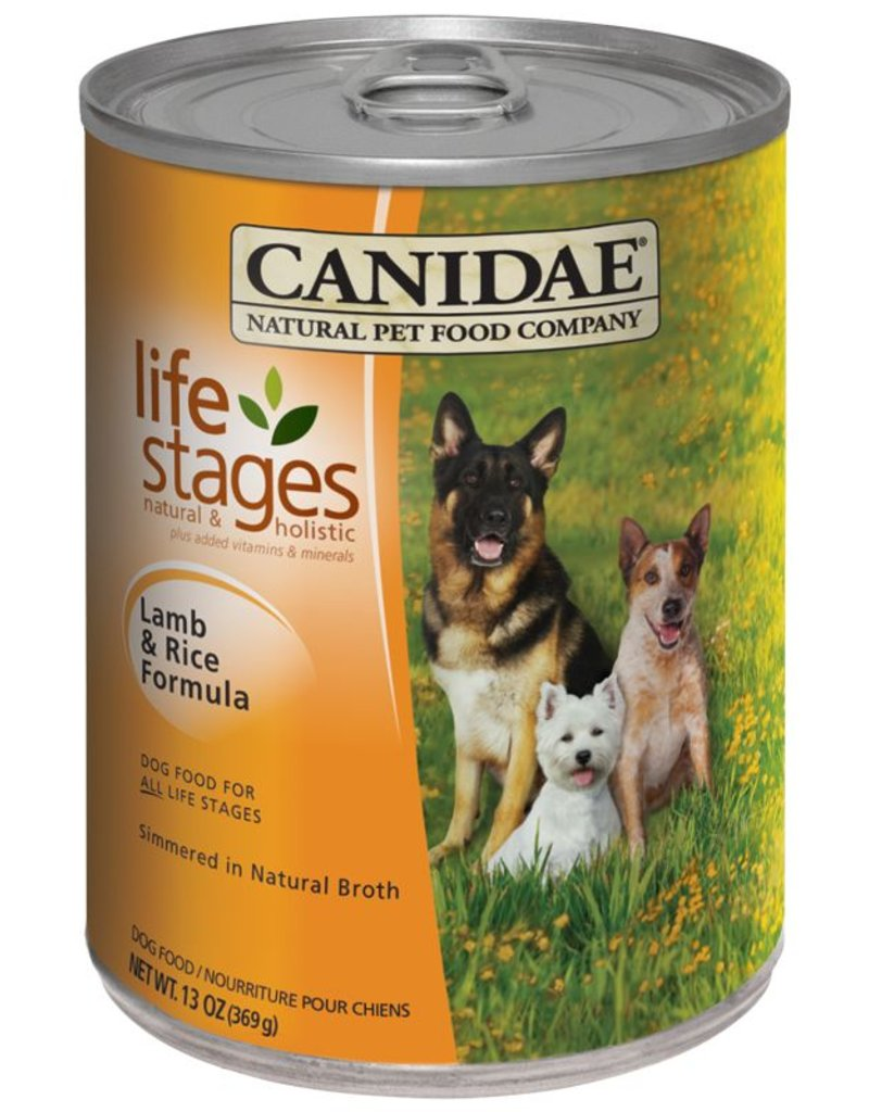 Canidae Lamb & Rice Can
