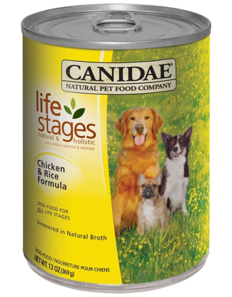 Canidae Chicken & Rice Can