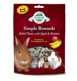 Oxbow Simple Rewards Apple/Banana