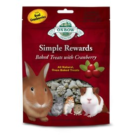 Oxbow Simple Rewards Cranberry